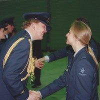 Willem-Alexander en Mariska- Power2Blossom