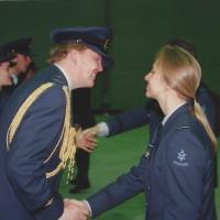 Willem-Alexander en Mariska- Power2Blossom