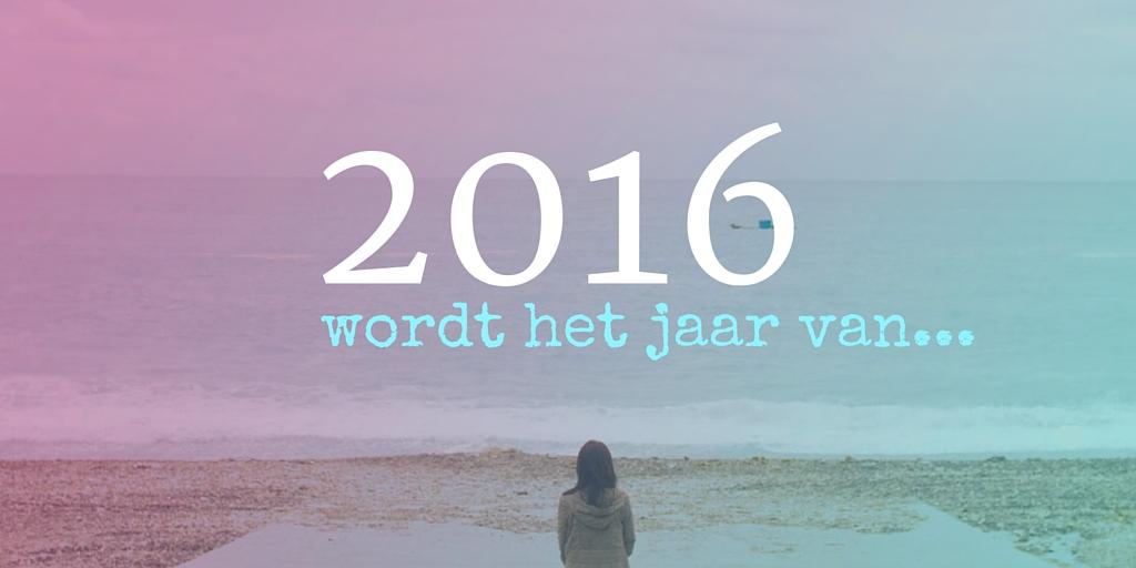 2016 wordt het jaar van - Power2Blossom