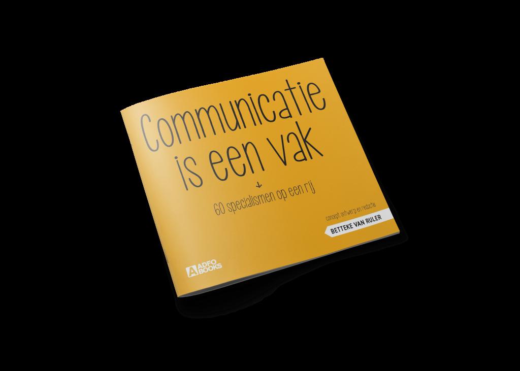 Communicatie is een vak-Betteke van Ruler - Power2Blossom