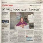 Interview Mariska van der Meulen - Power2Blossom ED Je mag voor jezelf kiezen