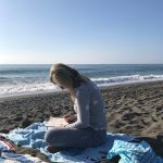 notebook aan zee- Blossom in Spain Retreat