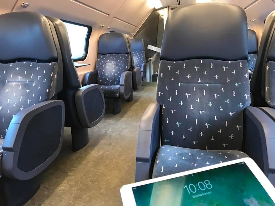 Hoe een treinkaartje de standaard voor mij en mijn bedrijf werd - Power2Blossom