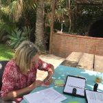 Blossom in Spain Retreat Iris Breugelmans