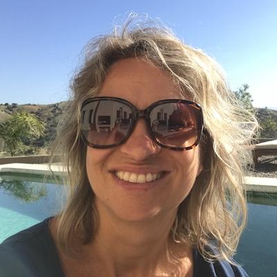 Mariska van der Meulen in Spanje