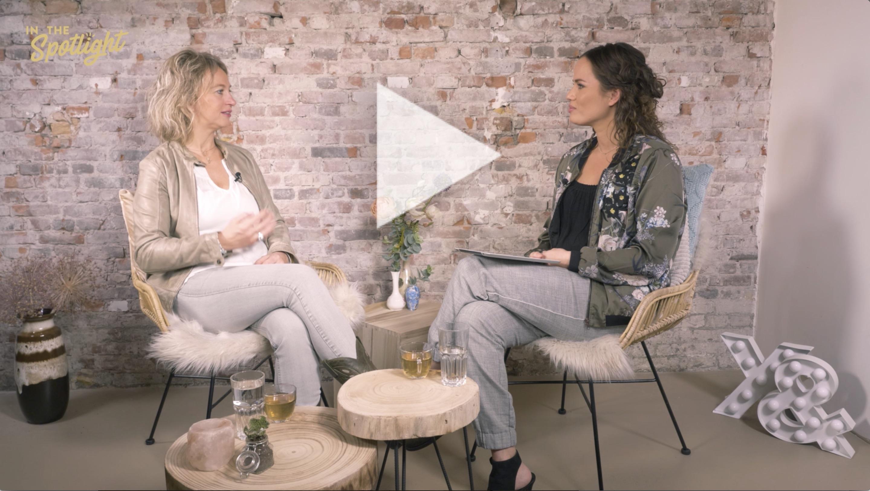 Interview In the spotlight Mariska van der Meulen - Power to Blossom