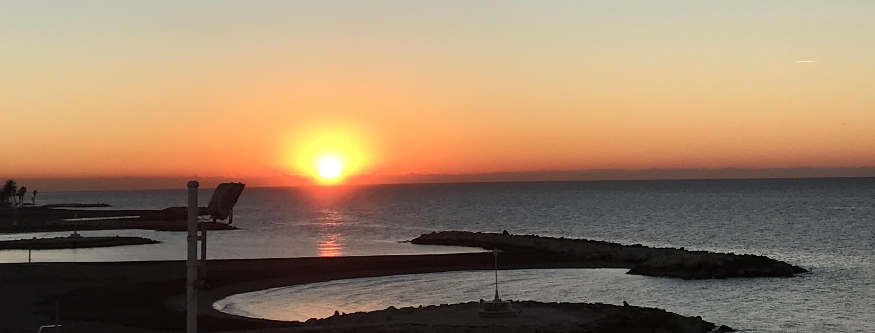 sunrise Malaga (mijn innerlijke reis) - Power to Blossom
