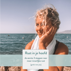 meer rust in je hoofd-Power to Blossom