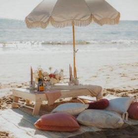 relaxen op het strand - one day retreat